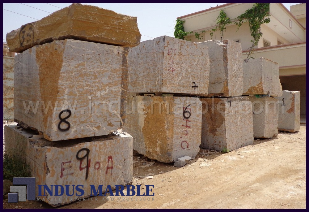 Golden Marble Blocks : Black gold marble block indus