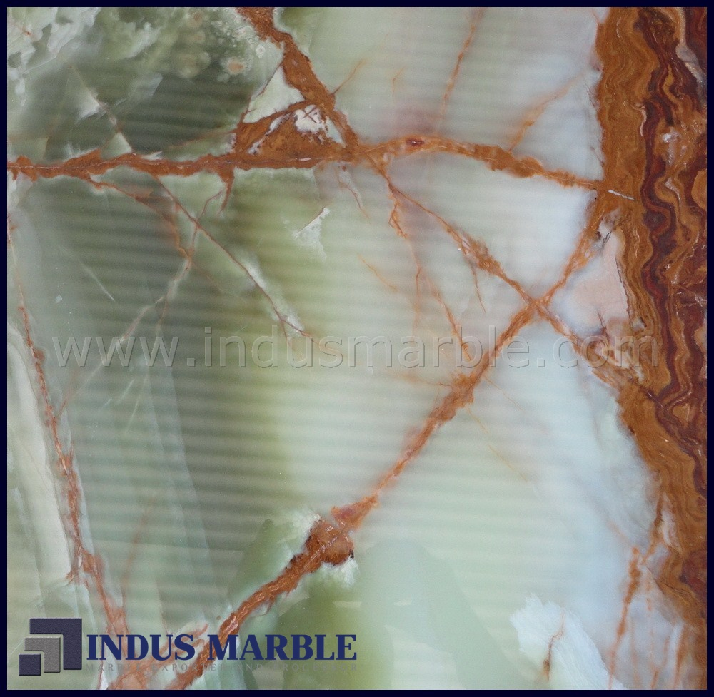 Green Onyx Tile : Multi green onyx tile indus marble